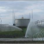 system automatycznego nawadniania ogrodu wielkopowierzchniowego