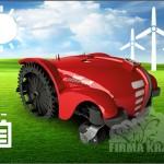 zasilanie automatycznej kosiarki do trawy